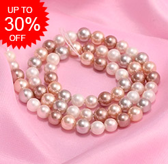 Shell Pearl Beads Up to 30% OFF
