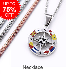 Necklace Up to 75% OFF