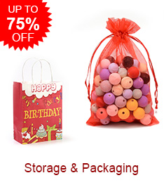 Storage & Packaging Up to 75% OFF