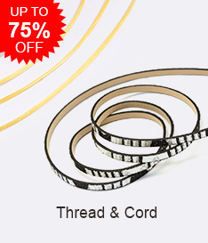 Thread & Cord Up to 75% OFF