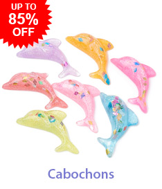 Cabochons Up to 85% OFF