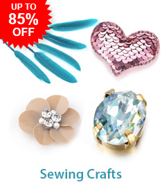 Sewing Crafts Up to 85% OFF