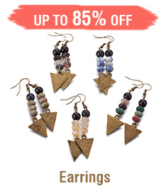 Earrings Up to 85% OFF