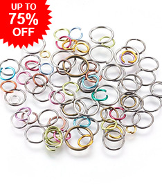 Jump Rings Up to 75% OFF