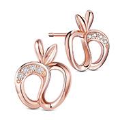 925 Sterling Silver Ear Studs