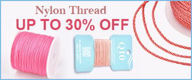 Nylon Thread  Up to 30% OFF