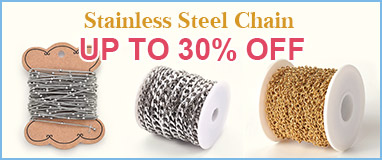 Stainless Steel Chain  Up to 30% OFF