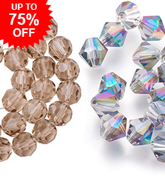 Imitation Austrian Crystal Glass Up to 75% OFF