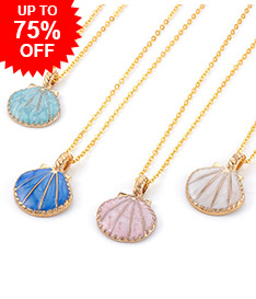 Necklaces Up to 75% OFF