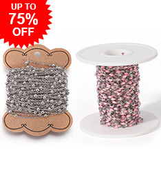 Stainless Steel Chain Up to 75% OFF