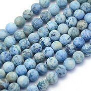 Natural Crazy Agate Beads Strands