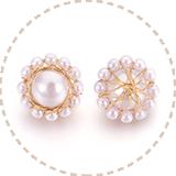 Acrylic Pearl Beads-Imitation Pearl