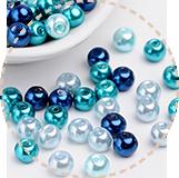 Glass Pearl-Imitation Pearl