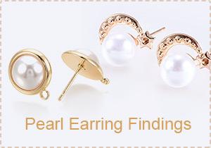 Pearl Earring Findings