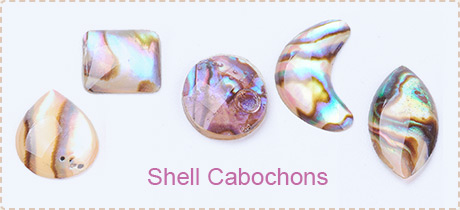 Shell Cabochons
