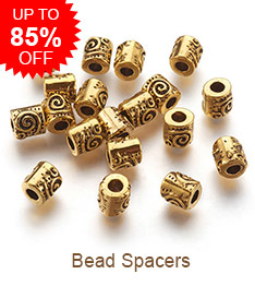 Bead Spacers Up to 85% OFF