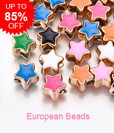 European Beads Up to 85% OFF