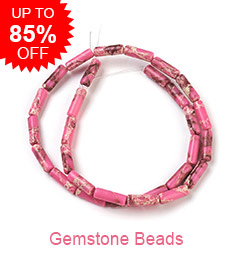 Gemstone Beads Up to 85% OFF
