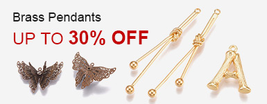 Brass Pendants  Up to 30% OFF