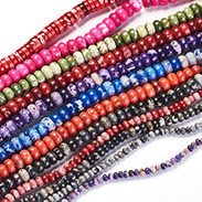 Natural Turquoise Beads Strands