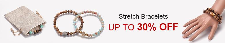 Stretch Bracelets Up to 30% OFF