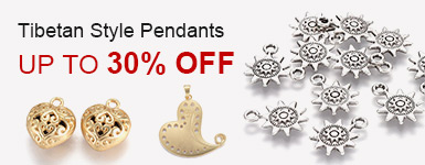 Tibetan Style Pendants Up to 30% OFF