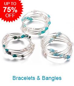 Bracelets & Bangles Up to 75% OFF