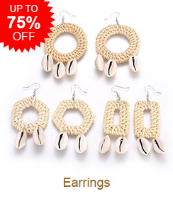 Earrings Up to 75% OFF