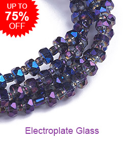 Electroplate Glass Up to 75% OFF
