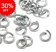 304 Stainless Steel Jump Rings