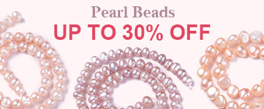 Pearl Beads Up to 30% OFF