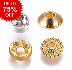 Bead Spacers Up to 75% OFF