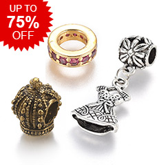 European Beads Up to 75% OFF