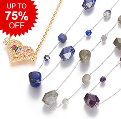 Stainless Steel Necklaces Up to 75% OFF