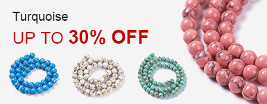 Turquoise Up to 30% OFF