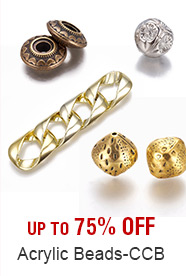 Acrylic Beads-CCB Up to 75% OFF