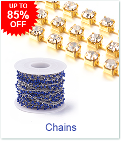 Chains Up to 85% OFF