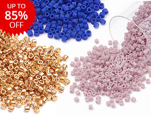 Seed & Bugle Beads Up to 85% OFF