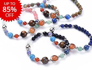Stretch Bracelets Up to 85% OFF