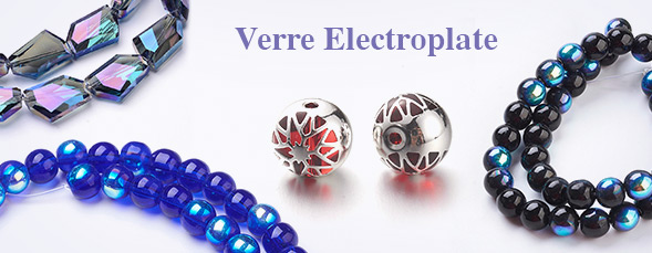 Verre Electroplate