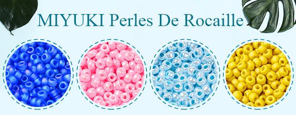 MIYUKI Perles De Rocaille