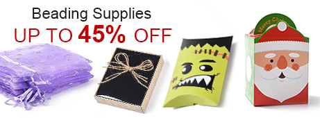 Beading Supplies Up To 45% OFF