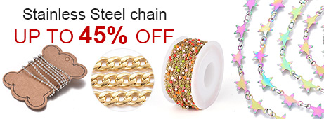 Stainless Steel chain Up To 45% OFF