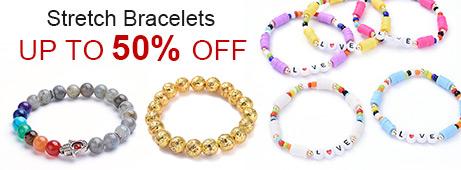 Stretch Bracelets Up To 50% OFF