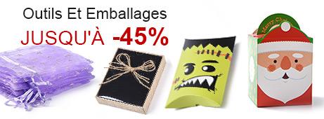Outils Et Emballages Jusqu'À -45%