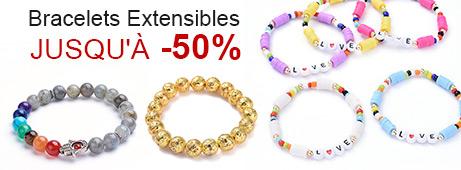 Bracelets Extensibles Jusqu'À -50%