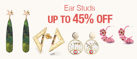 Ear Studs Up To 45% OFF