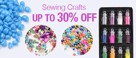Sewing Crafts Up To 25% OFF