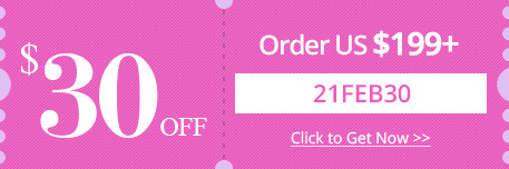 $30 OFF Order over US $199+