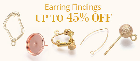 Earring Findings Up To 45% OFF
